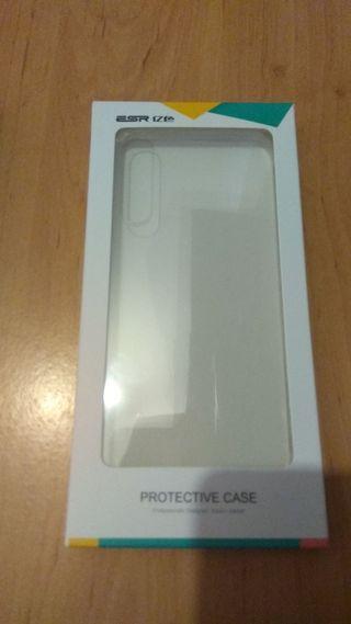 Funda cristal templado Huawei P20 PRO