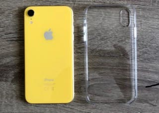 Cambio IPhone XR Amarillo NUEVOOO
