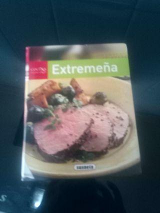 libro cocina estremeña