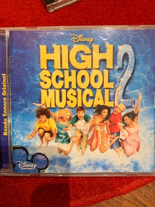DICO COMPLETO HIGH SCHOOL MUSICAL 2