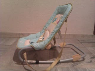 Hamaca balancín ZY BABY reclinable