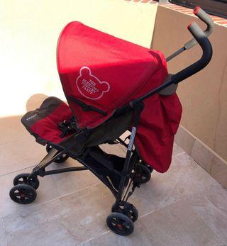 Silla de paseo bebe voltereta