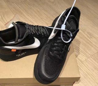 Off white Air Force 1 Size 9.5 UK