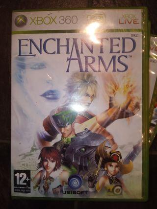 Videojuego Xbox Enchanted Arms