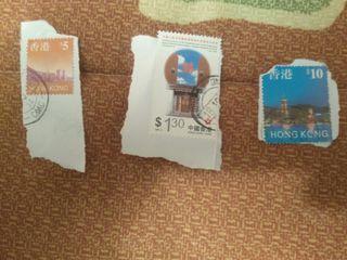 sellos varios países