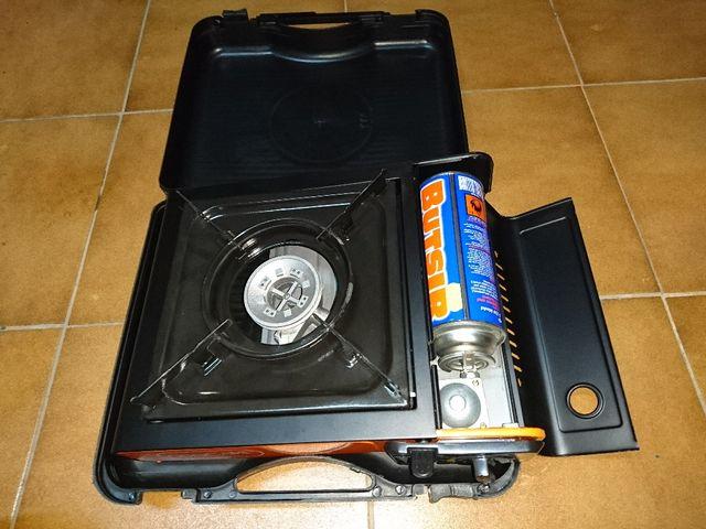 Cocina a gas portátil