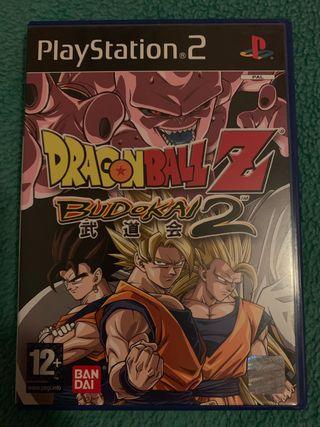Dragon ball z budokai 2 ps2