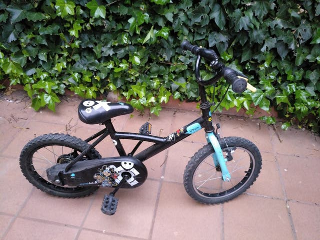 e3c84b272 Bicicleta Btwin 16