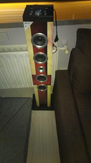 Vendo torre de sonido