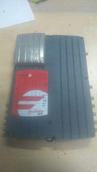 Amplificador programable fagor MICROMATV 300