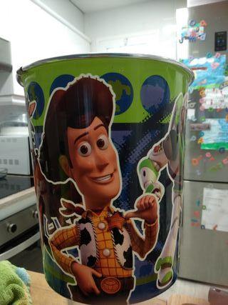 papelera Woody, Toy Story