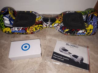 Hoverboard Bluoko
