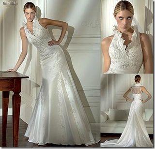 Vestido de boda novia Pronovias Talla 38-40