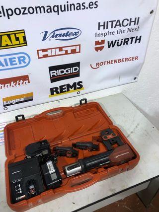 Rothenberger romax compac prensa