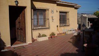 Casa adosada en venta en Busot