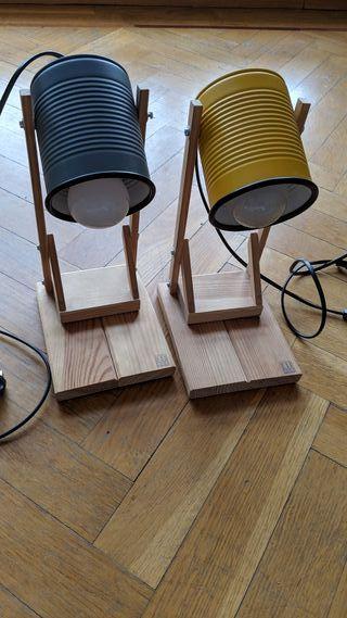 Lámparas Flexo mesilla diseño