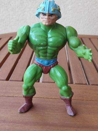 Masters del Universo - MAN AT ARMS - MOTU CONGOST