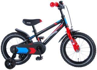 "Bicicleta infantil Volare Blade negro 14"""