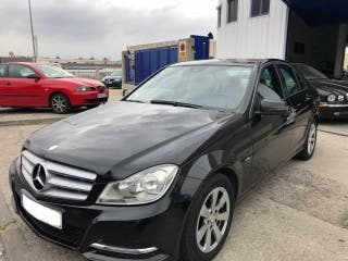 Mercedes Clase C 200 cdi