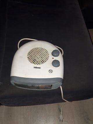 calefactor blanco