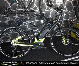 Bicicleta electrica Lapierre Speed 400