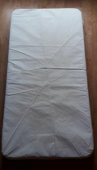 colchon de cama cuna
