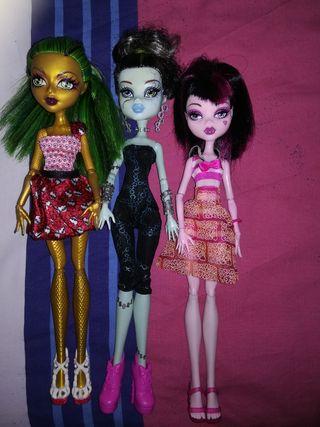 Lote Monster High