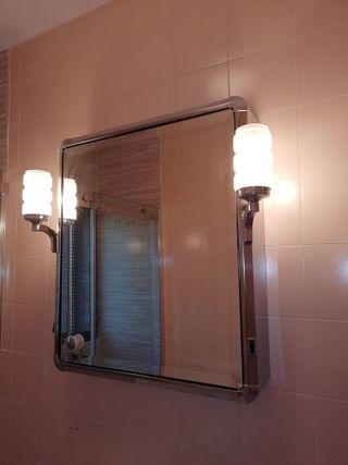 Armario Espejo Cuarto de Baño Vintage