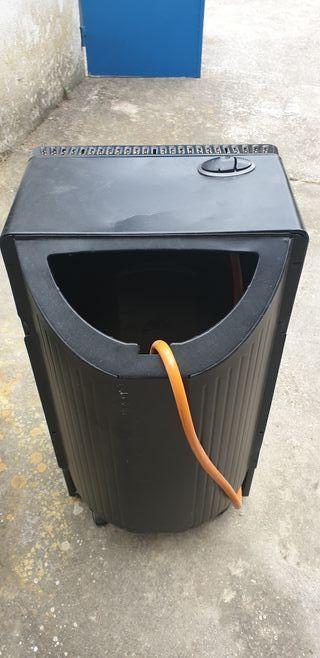 gas butano calefactor