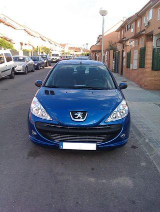 Peugeot 206+ 2011