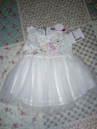06db2fa27 Vestido de fiesta niña de segunda mano en la provincia de Alicante ...