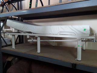 Cama reclinable de 90cm manual nueva