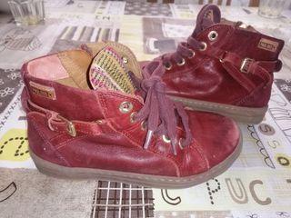 zapatillas niña pikolinos