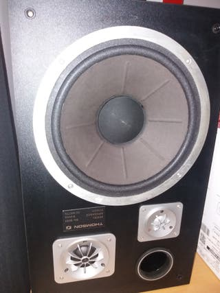 Altavoces Thomson RA-6001