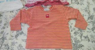 camiseta BERLINGOT 3-4 años niña