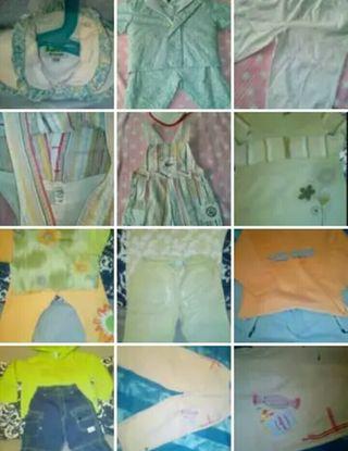 ropa niñ@s ECONÓMICA