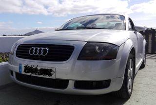 Audi tt 1800cc 20 válvulas turbo, 180cv, año 2003