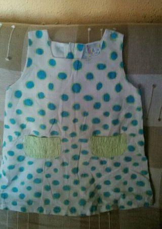 vestido ALBERO 3 años niña