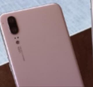 Huawei P20 lite rosa impecable