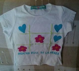 AGATHA RUIZ DE LA PRADA 4 años niña