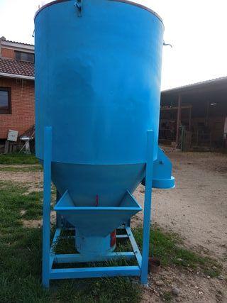molino mezclador de cerelaes