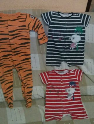 regalo pijamas 6-9 meses