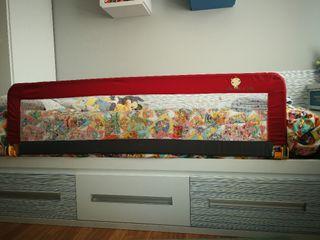 Barrera de cama