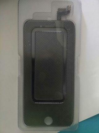 Pantalla iphone 6s negra