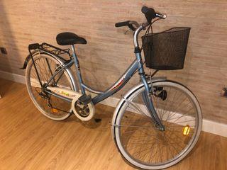 Bicicleta de paseo bh bolero en perfecto estado
