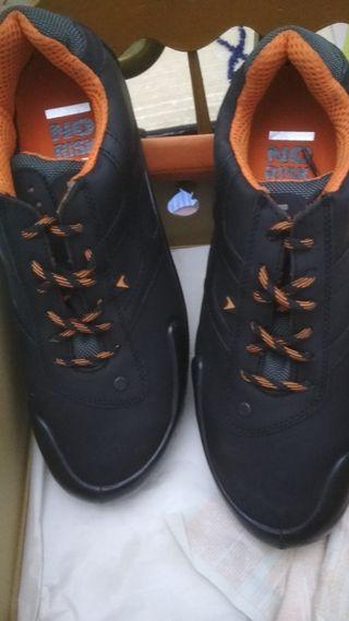 zapato seguridad N45