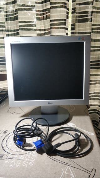 """Monitor TFT LCD 17"""" LG FLATRON L1730S"""