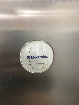 Frigorifico inox electrolux