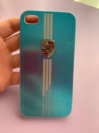 Funda iphone 4 Porsche