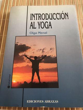 """Libro """"Introducción al Yoga"""""""